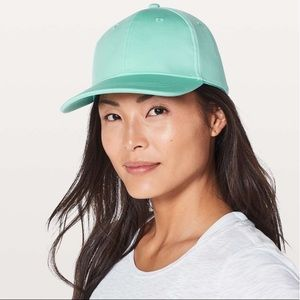 Lululemon Baller Hat in Washed Marsh